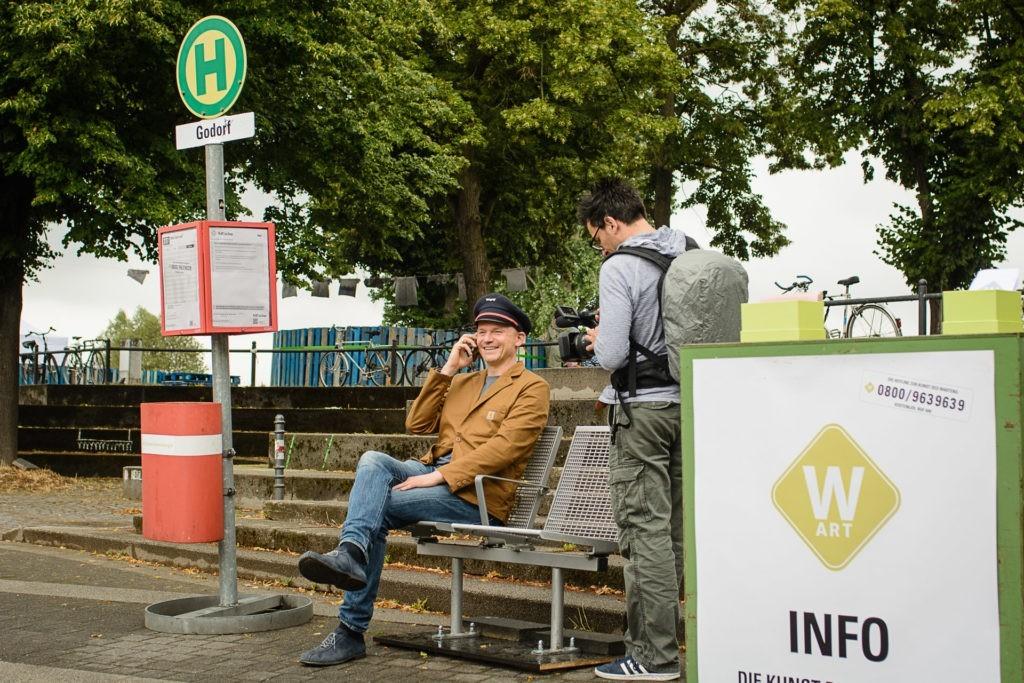 Armin Nagel, Service Experte und Redner zum Thema Service an der W ART Haltestelle