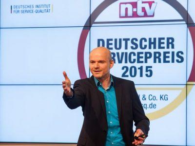 Serviceexperte_Armin_Nagel_beim_deutschen_Servicepreis