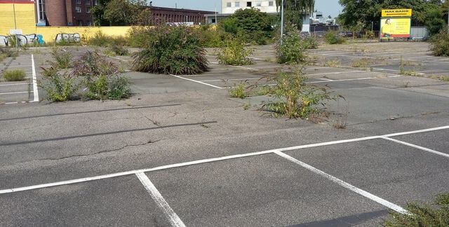 Parkplatz - cover